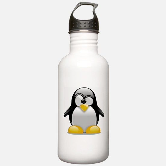 Tux the Penguin Water Bottle
