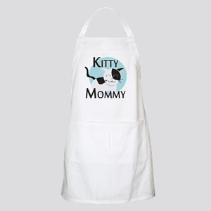 Kitty Mommy Cute Cat Apron
