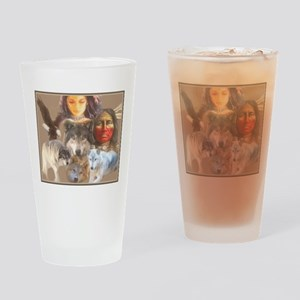 Tranquility Drinking Glass