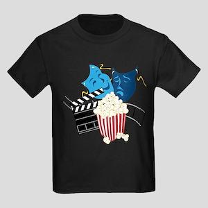 Movie Lover Kids Dark T-Shirt