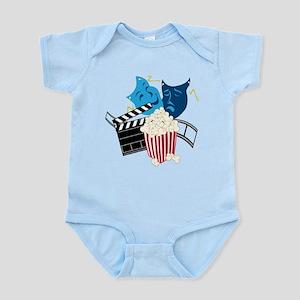 Movie Lover Infant Bodysuit