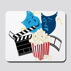 Movie Lover Mousepad