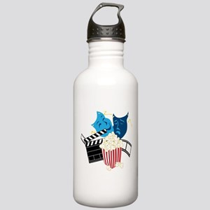 Movie Lover Stainless Water Bottle 1.0L