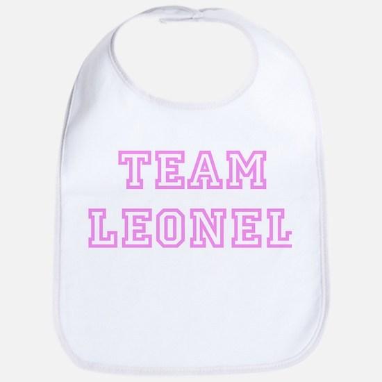Pink team Leonel Bib