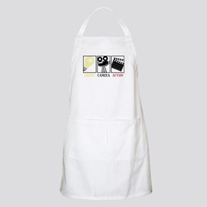Lights Camera Action Apron