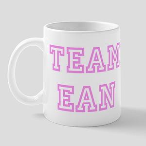 Pink team Ean Mug