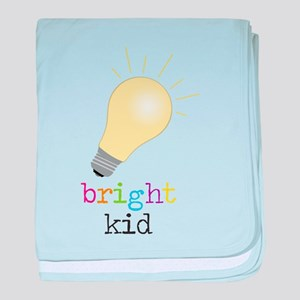 Bright Kid baby blanket