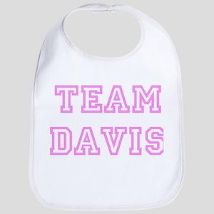 Pink team Davis Bib