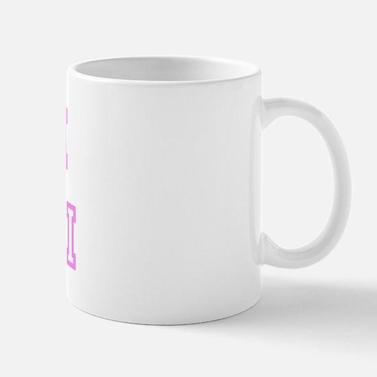 Pink team Mekhi Mug