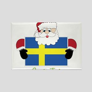 God Jul Rectangle Magnet