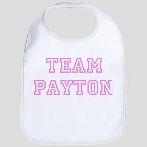 Pink team Payton Bib