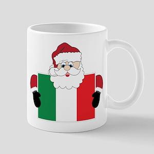 Santa In Italy Mug