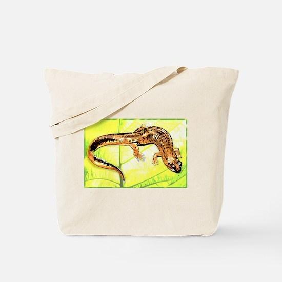 Black Mountain Salamander Tote Bag
