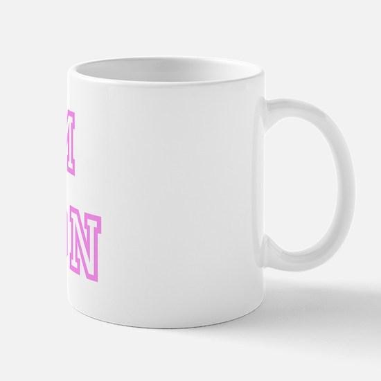 Pink team Davion Mug