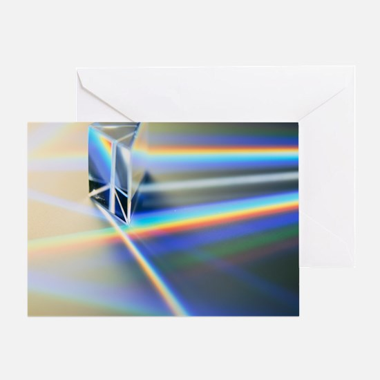 Refraction - Greeting Card