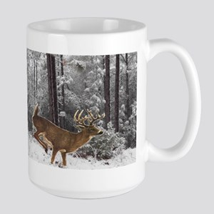 Winter Majesty Large Mug