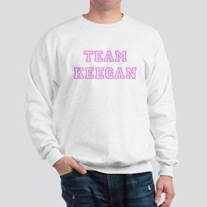 Pink team Keegan Sweatshirt