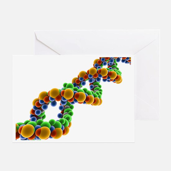 DNA - Greeting Card