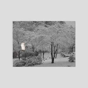 Snowbird 5'x7'Area Rug