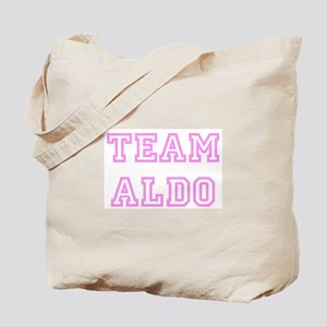 Pink team Aldo Tote Bag