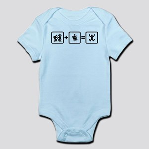 Knitting Infant Bodysuit