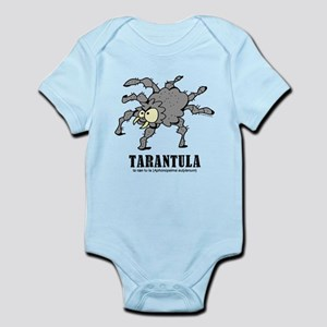 Cartoon Tarantula by Lorenzo Body Suit