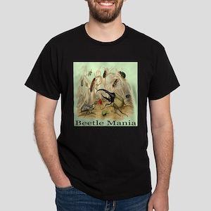 Beetle Mania Dark T-Shirt
