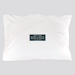 Alabama Search Rescue Pillow Case