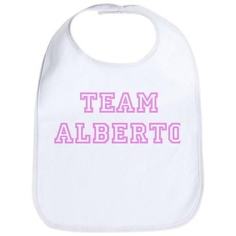 Pink team Alberto Bib