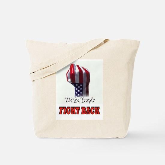 FIGHT BACK Tote Bag