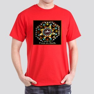 Peace on Earth! Photo! Dark T-Shirt