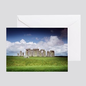 Stonehenge - Greeting Card