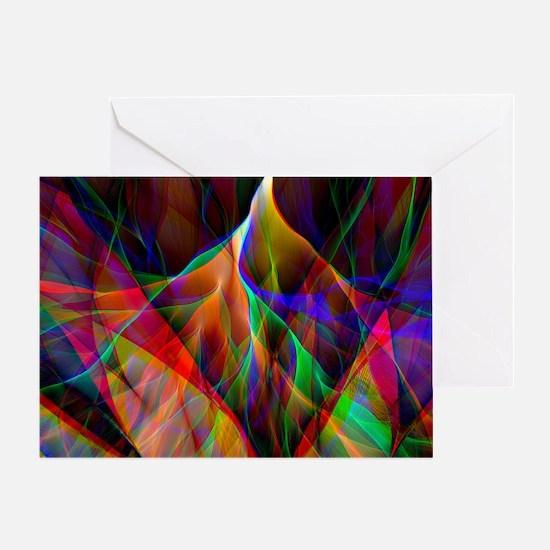 Wave energy - Greeting Card