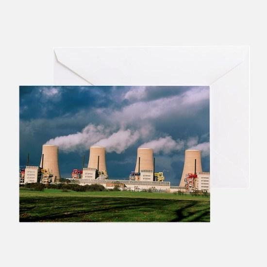 Chapelcross Nuclear Power Station, Scotland - Gree