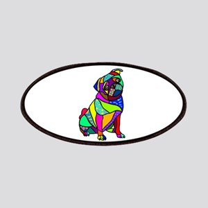 Designed Pug Patches