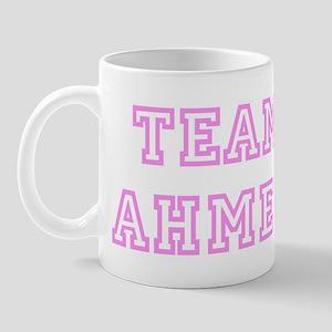Pink team Ahmed Mug
