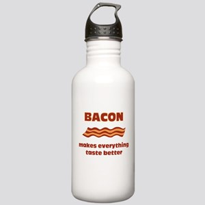 Bacon makes everything tastier Stainless Water Bot