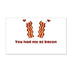 Bacon Love Wall Decal