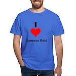 I Heart Spencer Reid 1 Dark T-Shirt