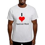I Heart Spencer Reid 1 Light T-Shirt