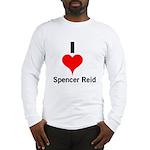 I Heart Spencer Reid 1 Long Sleeve T-Shirt