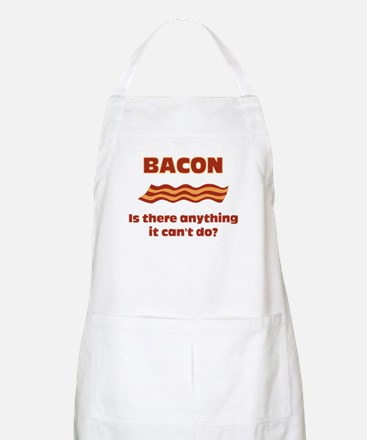 Bacon, Is There Anything It Cant Do? Apron