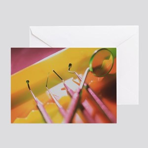 Dentistry equipment - Greeting Card