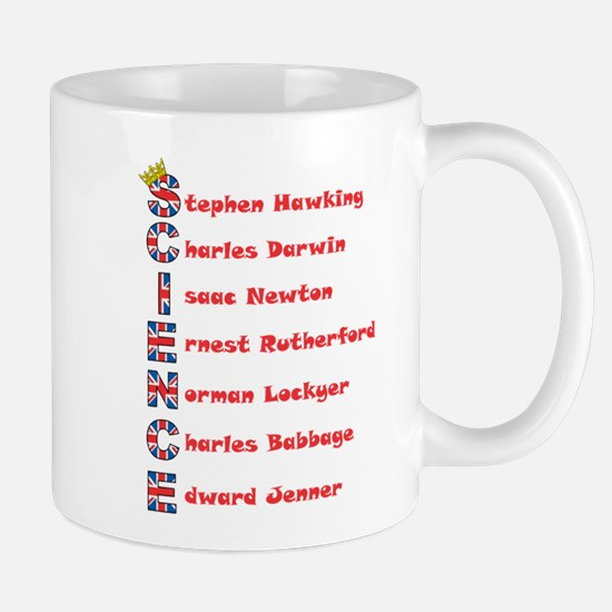 Science Thanks The English! Mug