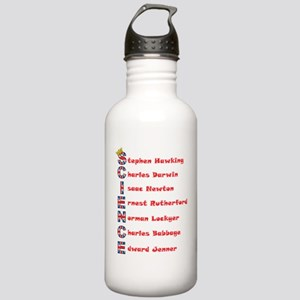 Science Thanks The English! Stainless Water Bottle