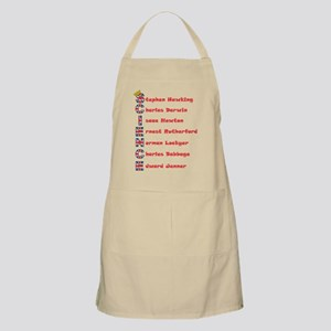 Science Thanks The English! Apron
