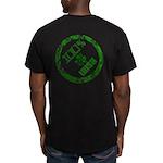 Irish Pride Men's Fitted T-Shirt (dark)