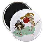 Can't Let Down Porcupine | Magnet