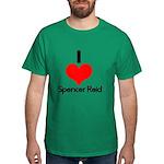 I Heart Spencer Reid 2 Dark T-Shirt