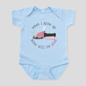 When I Grow Up Infant Bodysuit